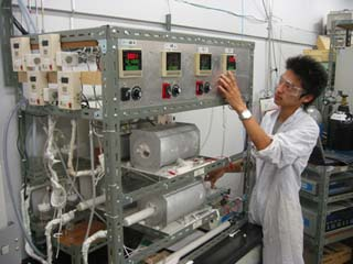 Energy and Hydrocarbon Chemistry Research Laboratory